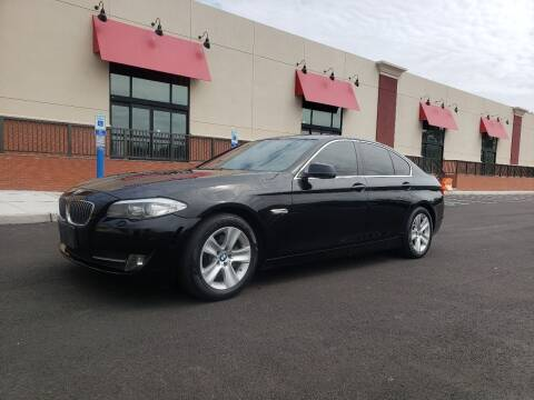 2011 BMW 5 Series for sale at Innovative Auto Group in Little Ferry NJ