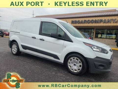 2018 Ford Transit Connect Cargo for sale at R & B Car Company in South Bend IN