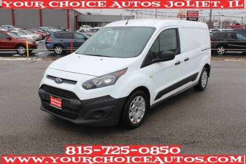 2015 Ford Transit Connect Cargo for sale at Your Choice Autos - Joliet in Joliet IL