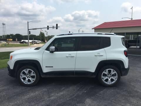 2015 Jeep Renegade for sale at Village Motors in Sullivan MO