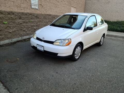 2000 Toyota ECHO for sale at SafeMaxx Auto Sales in Placerville CA