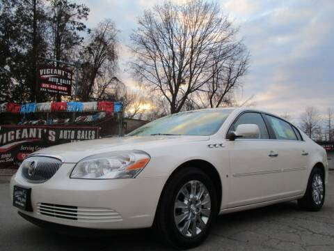 2008 Buick Lucerne for sale at Vigeants Auto Sales Inc in Lowell MA