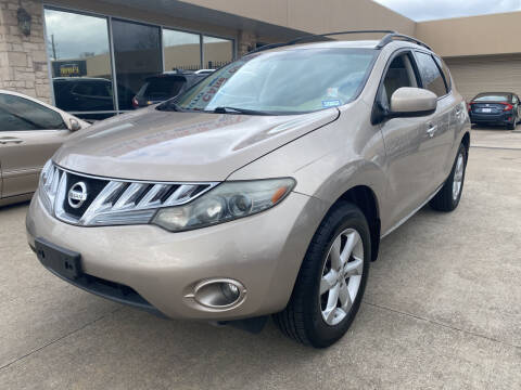 2009 Nissan Murano for sale at Houston Auto Gallery in Katy TX