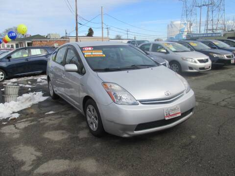 2008 Toyota Prius for sale at Omega Auto & Truck Center, Inc. in Salem MA
