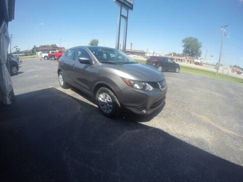 2018 Nissan Rogue Sport for sale at MARTINDALE CHEVROLET in New Madrid MO