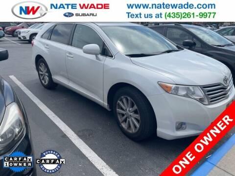 2009 Toyota Venza for sale at NATE WADE SUBARU in Salt Lake City UT