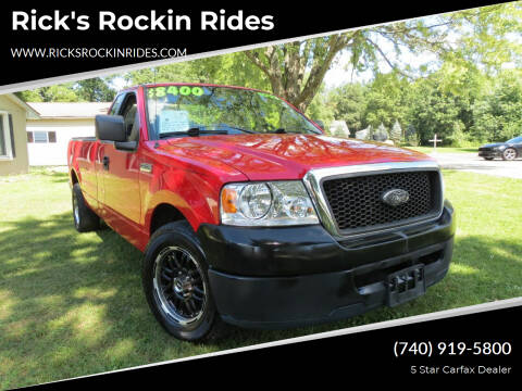 2007 Ford F-150 for sale at Rick's Rockin Rides in Reynoldsburg OH