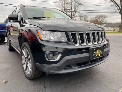 2017 Jeep Compass for sale at Auto Exchange in The Plains OH