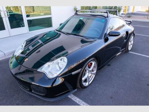 2002 Porsche 911 for sale at REVEURO in Las Vegas NV