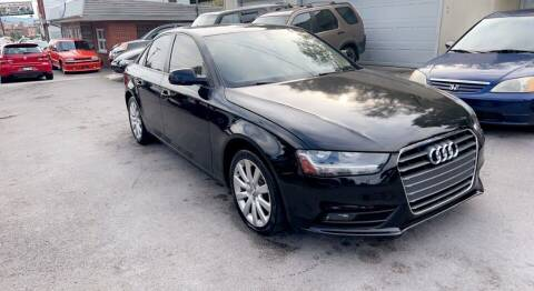 2013 Audi A4 for sale at North Knox Auto LLC in Knoxville TN