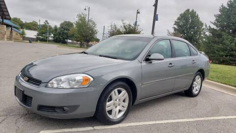 2007 Chevrolet Impala for sale at Nationwide Auto in Merriam KS