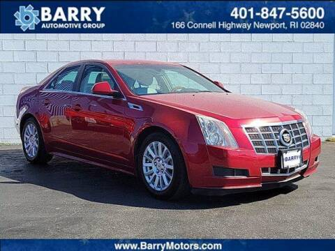 2012 Cadillac CTS for sale at BARRYS Auto Group Inc in Newport RI