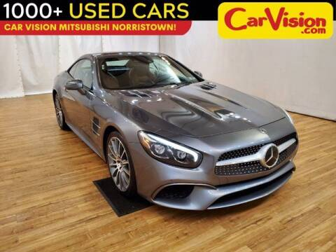 2018 Mercedes-Benz SL-Class for sale at Car Vision Buying Center in Norristown PA