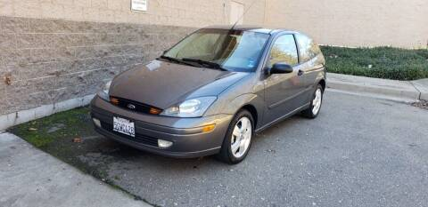 2004 Ford Focus for sale at SafeMaxx Auto Sales in Placerville CA