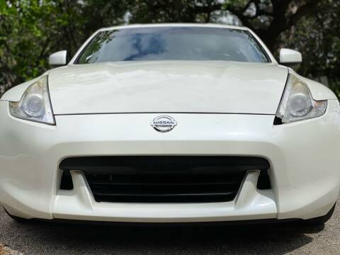 2012 Nissan 370Z for sale at HIGH PERFORMANCE MOTORS in Hollywood FL