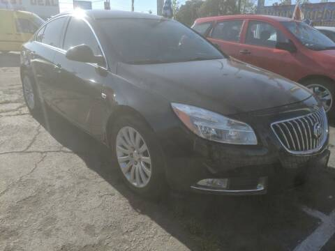 2011 Buick Regal for sale at Best Deal Auto Sales in Stockton CA