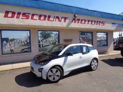 2016 BMW i3 for sale at Discount Motors in Pueblo CO