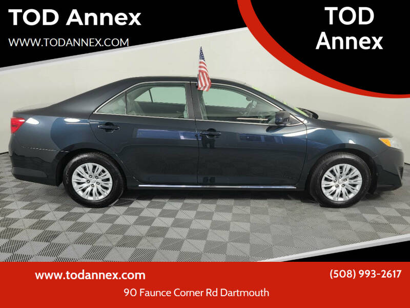 2014 Toyota Camry for sale at TOD Annex in North Dartmouth MA
