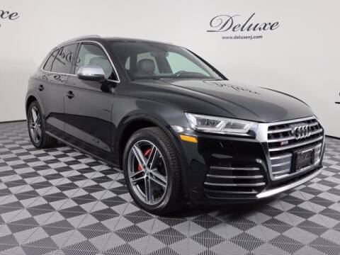 2019 Audi SQ5 for sale at DeluxeNJ.com in Linden NJ