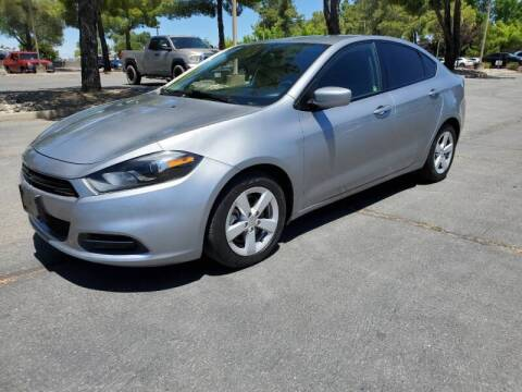 2016 Dodge Dart for sale at Matador Motors in Sacramento CA