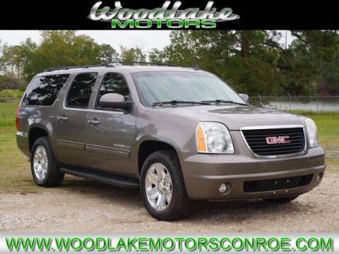 2011 GMC Yukon XL for sale at WOODLAKE MOTORS in Conroe TX