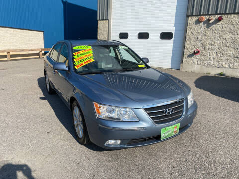 2010 Hyundai Sonata for sale at Adams Street Motor Company LLC in Dorchester MA