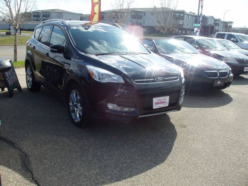 2016 Ford Escape for sale at Magic City Wholesale in Minot ND