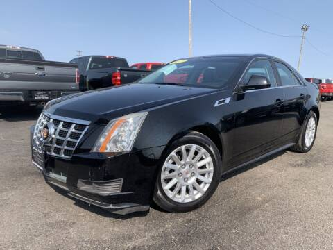 2013 Cadillac CTS for sale at Superior Auto Mall of Chenoa in Chenoa IL