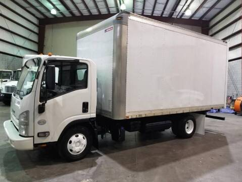 2015 Isuzu NPR-HD for sale at Transportation Marketplace in West Palm Beach FL