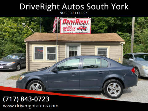 2009 Chevrolet Cobalt for sale at DriveRight Autos South York in York PA