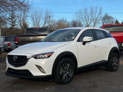 2017 Mazda CX-3 for sale at North Imports LLC in Burnsville MN