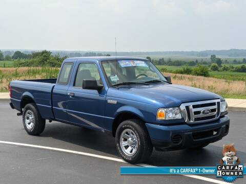 2008 Ford Ranger for sale at Bob Walters Linton Motors in Linton IN