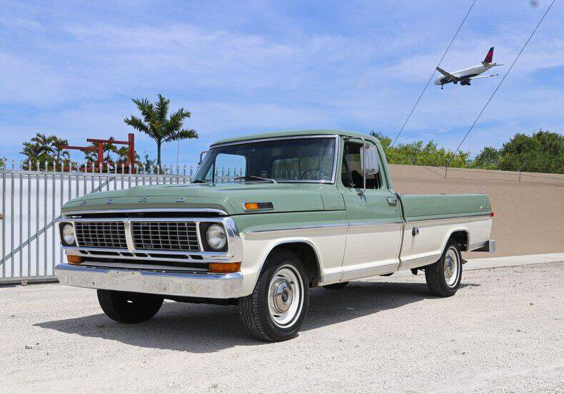 1970 Ford F-100 for sale in Fort Lauderdale, FL