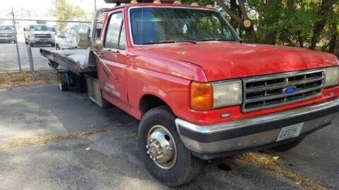 1990 Ford F-450 for sale at CousineauCrashed.com in Weston WI