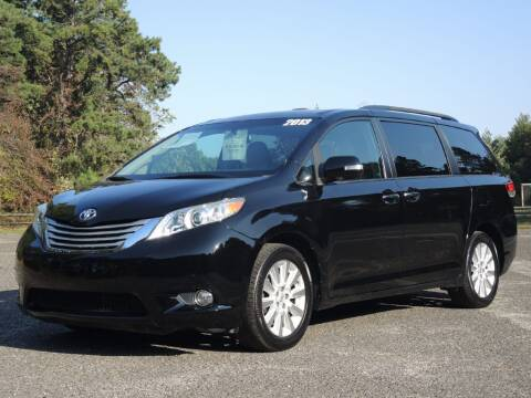 2013 Toyota Sienna for sale at My Car Auto Sales in Lakewood NJ