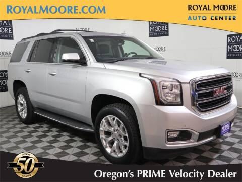 2015 GMC Yukon for sale at Royal Moore Custom Finance in Hillsboro OR