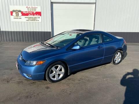 2007 Honda Civic for sale at Highway 9 Auto Sales - Visit us at usnine.com in Ponca NE