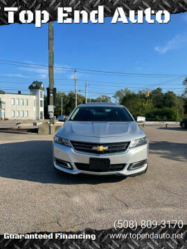 2014 Chevrolet Impala for sale at Top End Auto in North Attleboro MA