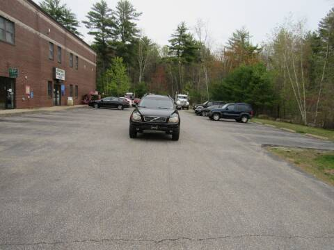 2008 Volvo XC90 for sale at Heritage Truck and Auto Inc. in Londonderry NH