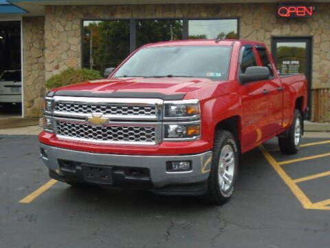 2014 Chevrolet Silverado 1500 for sale at Rogos Auto Sales in Brockway PA