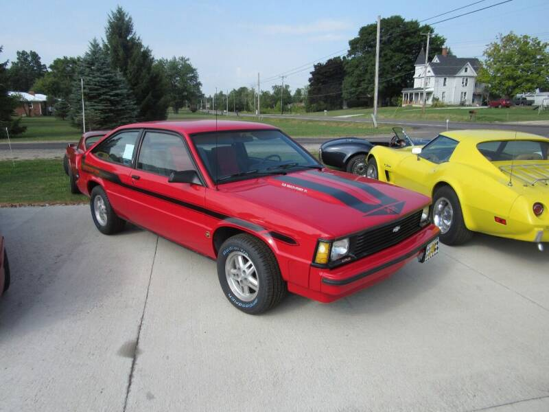 1985 Chevrolet Citation for sale at Whitmore Motors in Ashland OH
