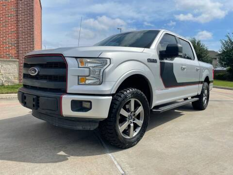 2015 Ford F-150 for sale at AUTO DIRECT in Houston TX