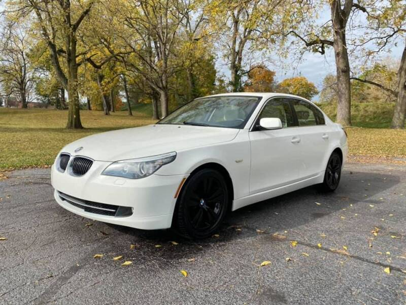 2010 BMW 5 Series for sale at Moundbuilders Motor Group in Heath OH