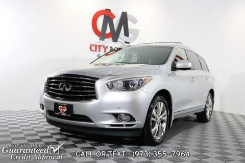 2015 Infiniti QX60 for sale at City Motor Group, Inc. in Wanaque NJ