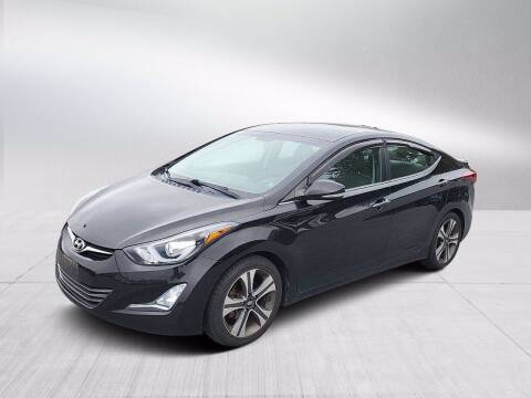 2016 Hyundai Elantra for sale at Fitzgerald Cadillac & Chevrolet in Frederick MD