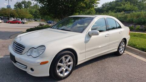 2007 Mercedes-Benz C-Class for sale at Nationwide Auto in Merriam KS
