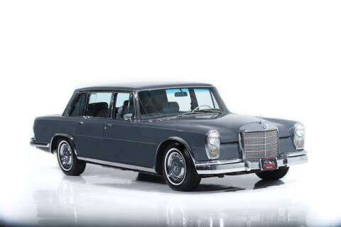 1965 Mercedes-Benz 600 for sale at Motorcar Classics in Farmingdale NY