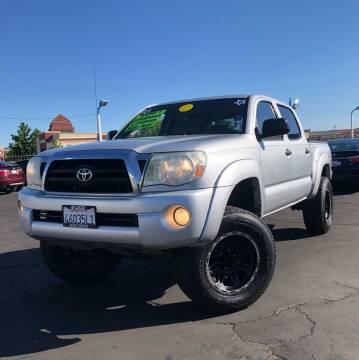 2007 Toyota Tacoma for sale at LUGO AUTO GROUP in Sacramento CA