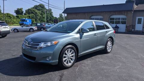 2010 Toyota Venza for sale at Worley Motors in Enola PA