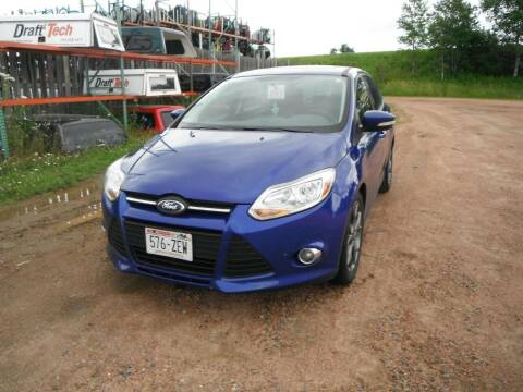 2013 Ford Focus for sale at CousineauCrashed.com in Weston WI